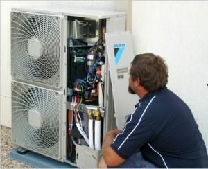 Sửa chữa điều hòa Daikin Inverter