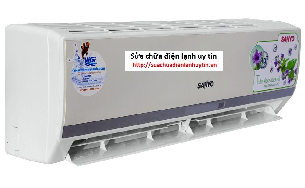 Sửa chữa điều hòa SANYO 1