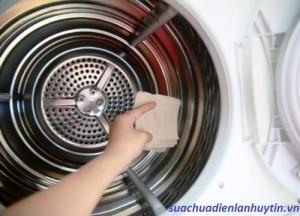 Hướng dẫn vệ sinh máy giặt nội địa của Nhật.1