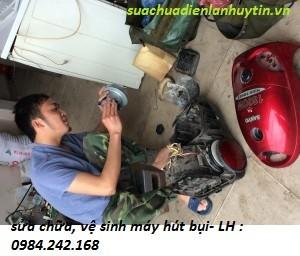 Sửa máy hút bụi HITACHI tại Hà Nội uy tín