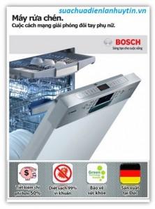 Sửa máy rửa bát BOSCH nhập khẩu chuyên nghiệp tại Hà Nội