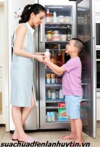 Tủ lạnh không đông đá nguyên nhân và cách khắc phục