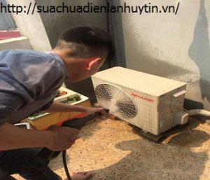 Trung tâm bảo dưỡng điều hòa tại nhà Hà Nội uy tín