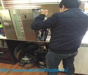 Sửa máy rửa bát nội địa NATIONAL uy tín tại Hà Nội