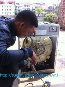 Sửa máy sấy quần áo tại nhà Hà Nội uy tín