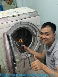 sửa máy giặt nội địa panasonic