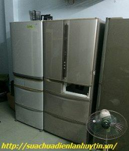 Sửa Tủ Lạnh Nội Địa Điện 110v Uy Tín Tại Hà Nội