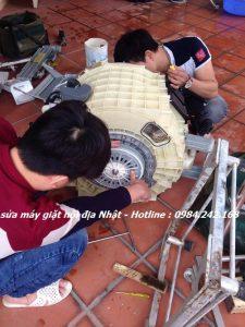 Sửa Lỗi H97, Lỗi H53 máy giặt Panasonic Nội địa