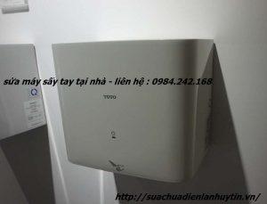 Sửa máy sấy tay TOTO tại nhà Hà Nội uy tín